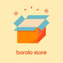 Logo Borolo store