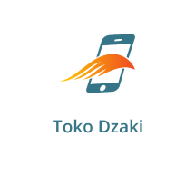 Logo Toko Dzaki Syariah
