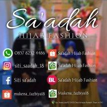 Logo Sa'adah Hijab Fashion