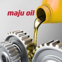 Logo maju-oil-101