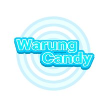 Logo warung candy