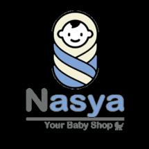 Logo Nasya Baby Shop