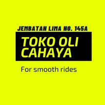 Logo Toko Oli Cahaya