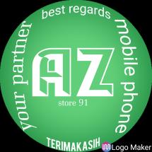 Logo AZ Store 91