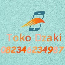 Logo Toko Syariah Dzaki