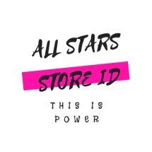 Logo ALL STARS STORE ID