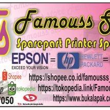 Logo famouss store