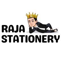 Logo Raja Stationery