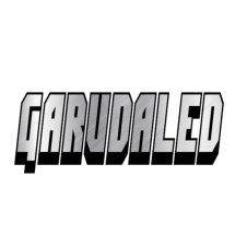 Logo Garuda LED
