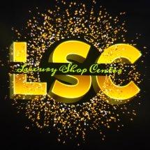Logo luxury shop center