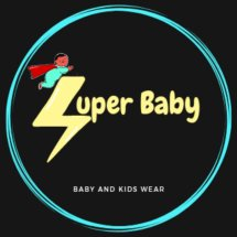 Logo Super baby and Kids