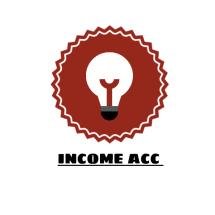 Logo Income Acc