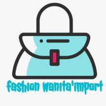 Logo fashion wanita'import
