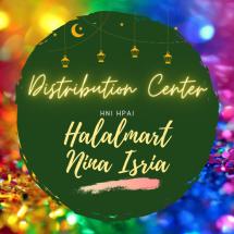 Logo Halalmart Nina Isria