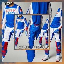 Logo SIX EIGHT NINE MX