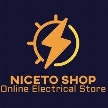 Logo Niceto shop