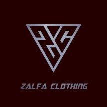 Logo ZALFA CLOTHING