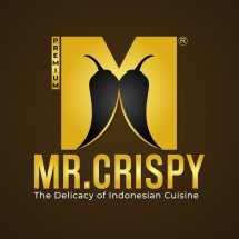 Logo MR CRISPY OFFICIAL