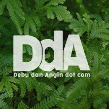 Logo Debu dan Angin Aquascape