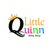 Logo Little Quinn Baby Shop