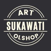 Logo Sukawati Art Olshop