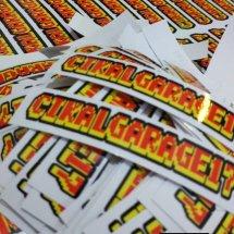 Logo Cikal Garage 17