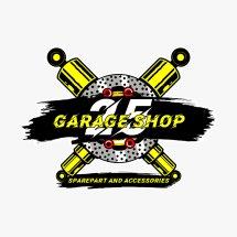 Logo 25 Garage Shop