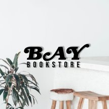 Logo BAY BOOKSTORE