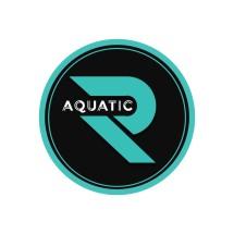 Logo R aquatic karawang