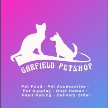 Logo Garfield pethouse