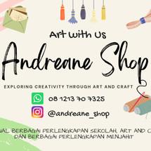 Logo Andreane Shop