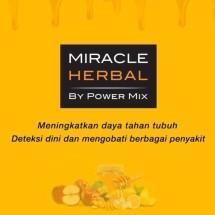 Logo Miracle Herbal Jakarta