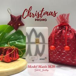 CHRISTMAS PROMO + FINEGOLD 0,5 Gr / 0,5g NEW CERTIEYECARD