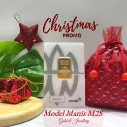 CHRISTMAS PROMO + FINEGOLD 5 Gr / 5g NEW CERTIEYECARD