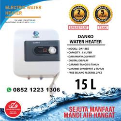 Water Heater Danko Type DA15ES 15 Liter