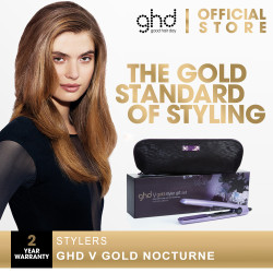 GHD V Gold Nocturne Styler Catokan Rambut