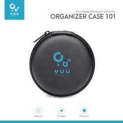 YUU ORGANIZER CASE POUCH KABEL,EARPHONE,MMC,OTG ETC - YOC101CS