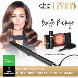 ghd Curve Wand Gift set + Smooth Styling Gift Set