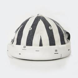 Hubbu Miki Hat Garis A07166H Putih