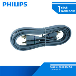 Philips Kabel Jack RCS 3 SWV-4126 1.5 Meter