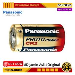 Baterai CR2 PANASONIC 3V CR15H270 Lithium Batre Battery CR 2 PHOTO ORI