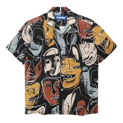 Kemeja Motif Pria / Contour / Contour Bonheur de Matisse Shirt