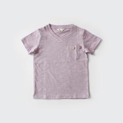 Baju Pendek Bayi Anak / I Am Cotton Casual Slub