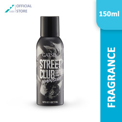 GATSBY Street Club Perfume Body Spray Composure