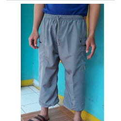 Celana pangsi sirwal/celana sontog pria bahan dril katun M/L/XL/XX