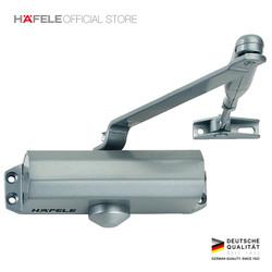 Harga Special - Hafele DCL 12 - Penahan Buka Tutup Pintu - Warna Perak