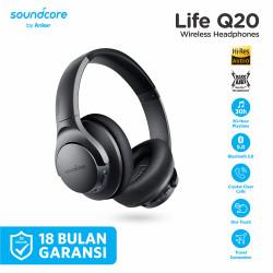 Soundcore Life Q20 Bluetooth Headphones A3025H11