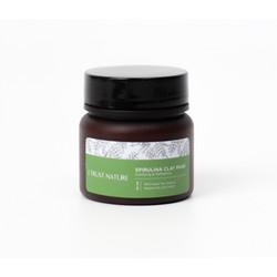 Spirulina Clay Mask - Clarifying & Refreshing
