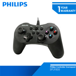 Philips Gamepad Single Turbo SPL-9505