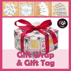 Gift Wrap | Gift Tag | Bungkus Kado | Kartu Ucapan